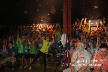 KonfiCamp 2013 – auf ging´s – los ging´s – ab ging´s