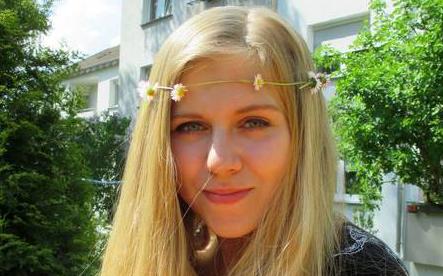 Manuela Brümmer, die FSJ'lerin im Jugendwerk