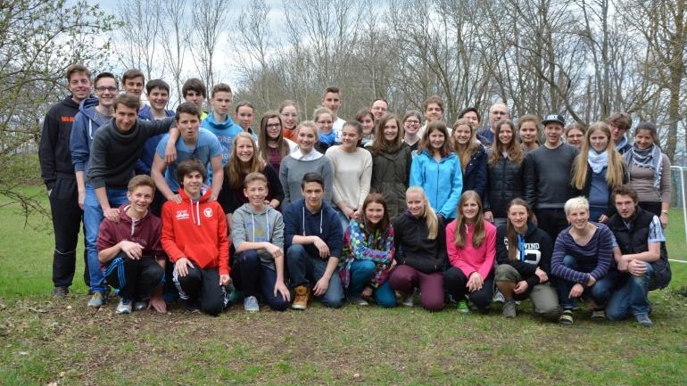 14 Jugendliche haben dieses Jahr ihre Jugendleiterausbildung beendet und ihr Zertifikat erhalten! Herzlichen Glückwunsch!