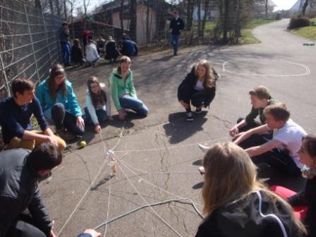 Modul 3 der Jugendleiterschulung