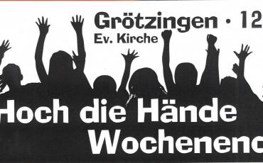 Hoch die Hände – Wochenende!