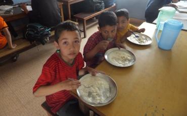 800 € Spenden für Kinderheim in Nepal