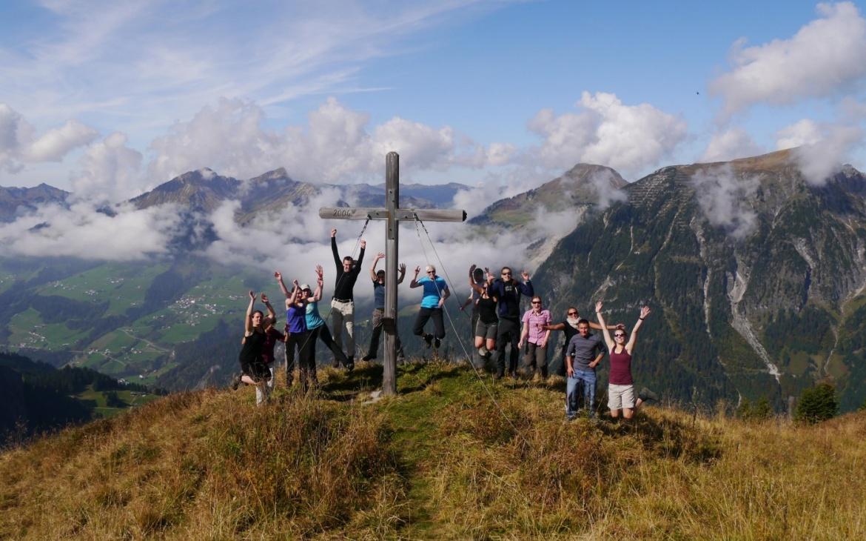 Gipfelstürmer und Berggenießer Wochenende