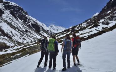 Weisst du was der Gipfel ist?! – Berg und Kletterfreizeit 2016