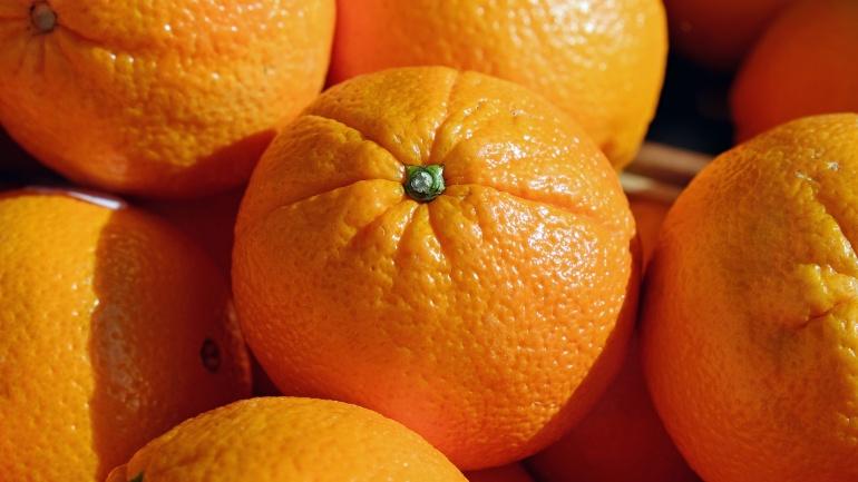 Orangen für die Jugendarbeit!